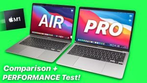 M1 MacBook Air or MacBook Pro