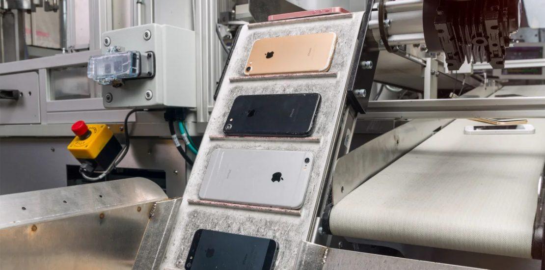 Apple e-Waste