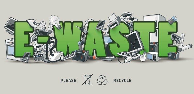 e-waste disposal near me
