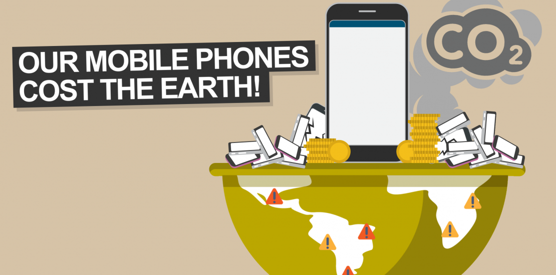 How eco friendly (or not) are Smartphones?