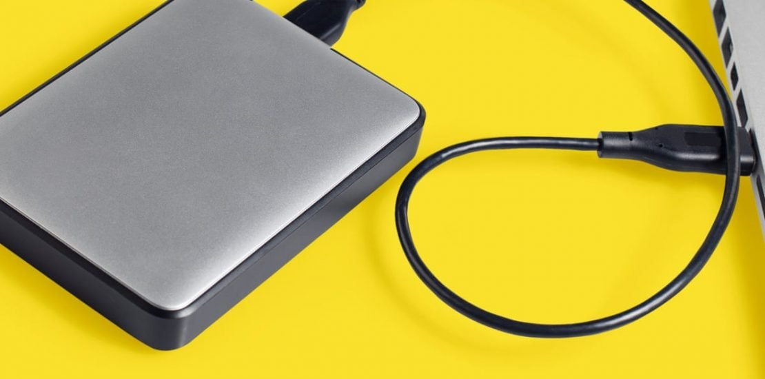 What to Do When Your External Hard Drive Won't Show Up